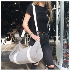 Brandy Melville duffle bag